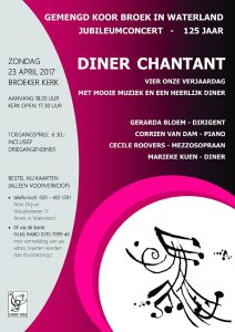 Flyer_Diner Chantant